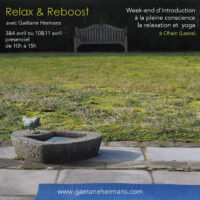 RELAX & REBOOST week-end à Ohain