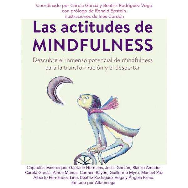 "Libro ""Las actitudes del Mindfulness"""